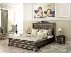 Кровать из массива Британия тахта