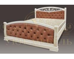 Кровать из массива сосны Джаспер