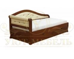 Кровать из массива сосны Капри 2