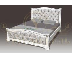 Кровать из массива сосны Лакота