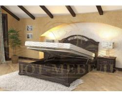 Купить полутороспальную кровать Лаура