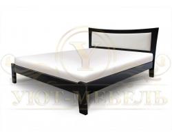 Кровать с подъемным механизмом из массива Луксор тахта