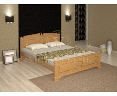 Купить деревянную кровать Нефертити