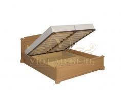 Кровать с подъемным механизмом из массива Нефертити тахта