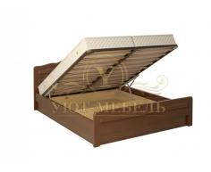 Кровать с подъемным механизмом из массива Новинка тахта