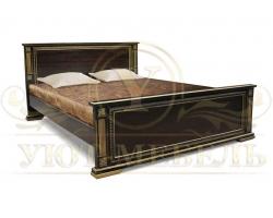 Купить кровать из массива Юджин
