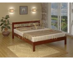 Кровать из массива сосны Рио тахта