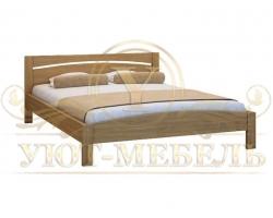 Деревянная односпальная кровать Селена 2