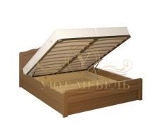 Кровать с подъемным механизмом из массива Сонька тахта