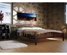 Кровать с подъемным механизмом из массива Талисман тахта