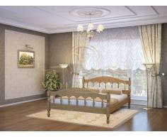 Купить деревянную кровать Точенка