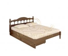 Купить полутороспальную кровать Точенка тахта