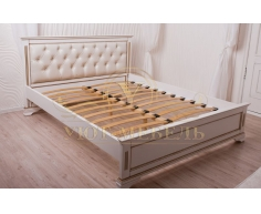 Деревянная односпальная кровать Тунис тахта
