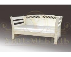 Кровать из массива сосны Юнит