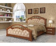 Купить деревянную кровать Венеция
