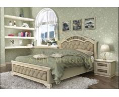 Купить деревянную кровать Венеция тахта