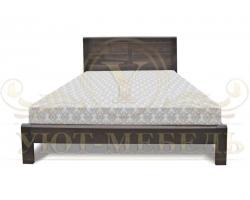 Кровать с подъемным механизмом из массива Вермонт 2