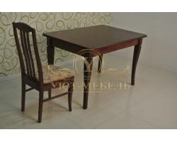 Обеденный стол из березы Элегант