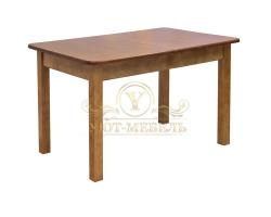 Обеденный стол из березы Грация раздвижной