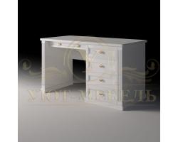 Письменный стол из бука Либерти 5 ящиков