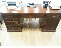 Письменный стол из березы Венеция 2