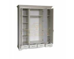 Шкаф из массива Бланш 520