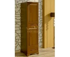 Шкаф из массива сосны 1 створчатый Соната
