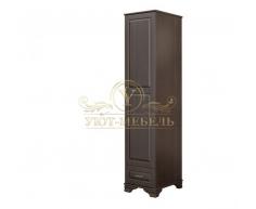 Шкаф из массива 1 створчатый Витязь 116