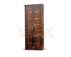 Шкаф из массива сосны 2 створчатый Альба