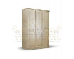 Шкаф из массива сосны 3 створчатый Валенсия