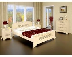 Спальный гарнитур из массива Афина 2