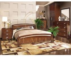 Спальный гарнитур из массива Бали 2