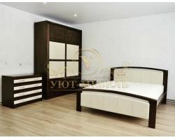 Спальный гарнитур из массива Бали