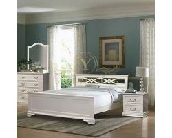 Спальный гарнитур из массива Лира 3
