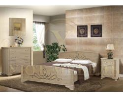 Спальный гарнитур из массива Нова
