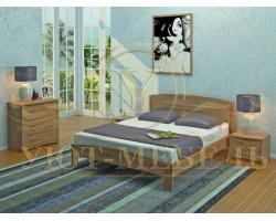 Спальный гарнитур из массива Селена