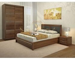 Спальный гарнитур из массива Стиль 5А