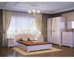 Спальный гарнитур из массива Таката 3