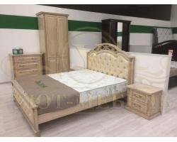 Спальный гарнитур из массива Венеция 5
