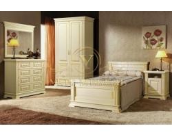 Спальный гарнитур из массива Верди 3