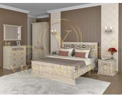 Спальный гарнитур из массива Верона