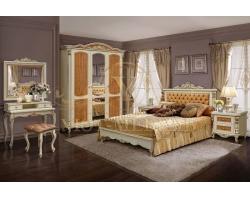Спальный гарнитур из массива Альба