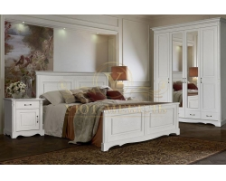 Спальный гарнитур из массива Бланш