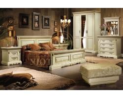 Спальный гарнитур из массива Милано 2