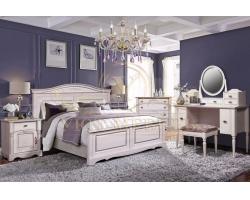 Спальный гарнитур из массива Паола