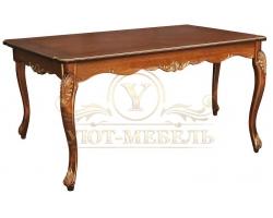 Обеденный стол из массива Альба