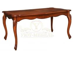 Обеденный стол из массива Алези 1