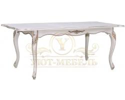 Обеденный стол из массива Алези 2