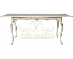 Обеденный стол из массива Алези 4