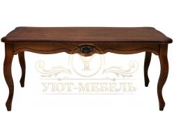 Журнальный столик из дерева Алези 5